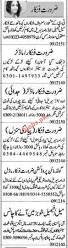 Acting Modeling Jobs in Lahore For Media Group 2021