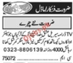 Actors & Models Jobs in Lahore For Media Group