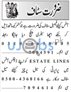 Daily Jang Newspaper Classified Lahore Jobs 2021