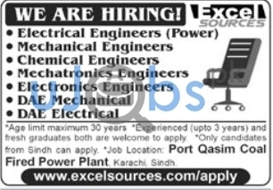 Full Time Permanent Jobs in Karachi For Engineering Staff 2021