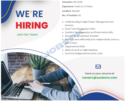 Today Associate Project Manager Jobs in Karachi 2021